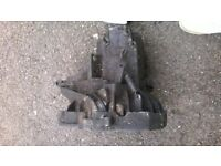 VW GOLF gear box for mk1 or mark 2