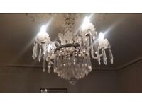 CHANDELIER by WATERFORD with Certificate