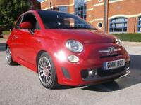 2016 Abarth 595 1.4 T-Jet Turismo 165 with Lea Manual Petrol Hatchback