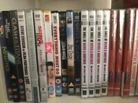 Job Lots of DVDs (80)