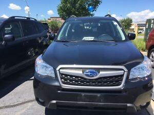 2014 Subaru Forester 2.5i Touring Package Touring Model
