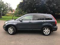 Honda CR-V 2.2 I-CTDI ES (grey) 2007
