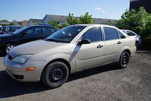 2007 Ford Focus SE A/C | CD PLAYER