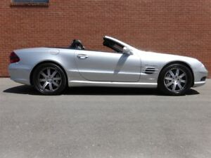 2003 Mercedes-Benz SL-Class SL55 A.M.G -- 500 H.P MONSTER -- PAN