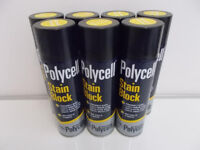 7x Stain Block Spray Paint Polycell 500ml