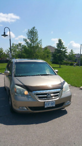 ###  Honda Odyssey TOURING - 2006 ### Fully Loaded
