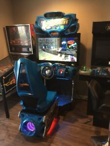 H2Overdrive Arcade Game. Like New condition.