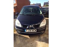 2008 Renault Grand Scenic, 7 Seater, Automatic, Dinamique