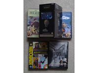 VHS & DVD clearout - Doctor Who, Red Dwarf and more!