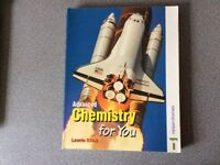 Advanced Chemistry For You by Laurie Ryan
