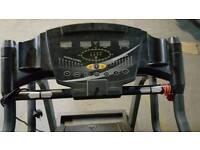 Proactive cardio trainer plus treadmill