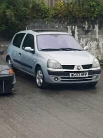 Renault Clio 1.2 16v Dynamic