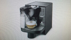 Cafetière Nespresso Lattissima