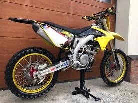 2014 Rmz450 Efi