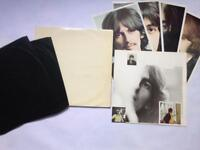 The Beatles: 'White Album' 2-LP Vinyl w/ poster and pics
