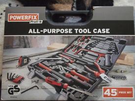 Powerfix Profi+ All-Purpose Tool Case.