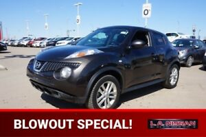 2011 Nissan JUKE SL ALL WHEEL DRIVE Accident Free,  Heated Seats