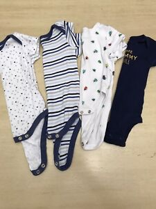 Newborn Diaper Shirts
