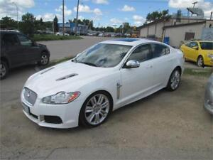 2010 JAGUAR XF-R Supercharged v8