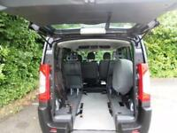 Citroen Dispatch 1.6 HDi 90 5 Seat Wheelchair accessible vehicle WAV