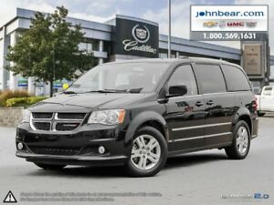 2016 Dodge Grand Caravan Crew LOTS OF ROOM FOR EVERONE...