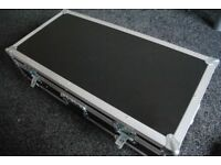 Flightcase for musical instruments or equipment