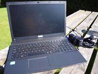 "Laptop 15.6"" Intel Core i5 3230m 2.6Ghz 4GB Webcam HDMI Windows 10 SPARES/REPAIR"