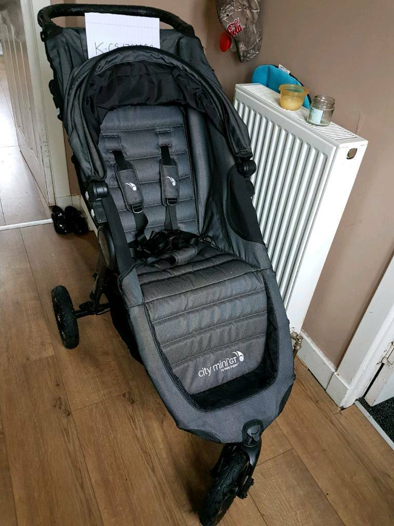 Charcoal Baby Jogger City Mini Gt In Ayr South Ayrshire