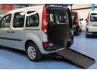 Renault Kangoo Petrol Auto Wheelchair Accessible car mobility vehicle Automatic