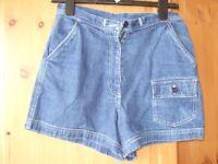 River Island Joie de Vivre Ladies Shorts size 10