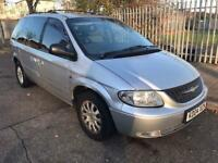 Chrysler voyager 2.5 CRD NEED GONE
