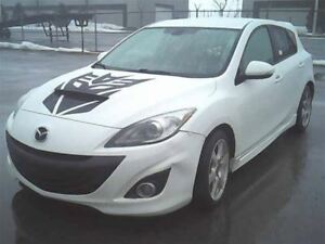 2010 Mazda Mazdaspeed3 6SPD!LOADED!FULLY CERTIFIED!HATCH!!! ALLO