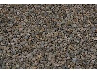 Drainage gravel/chips