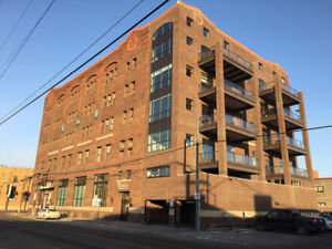 Call The Historic Rumley Warehouse your home!