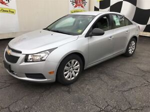 2011 Chevrolet Cruze LS, Automatic, Power Group, Only 52,000km