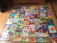 48x Disney books - classic favourites!!!