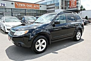 2010 Subaru Forester 2.5 XT SOLD !