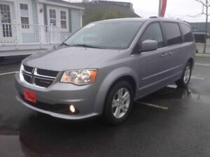 "2016 Dodge Grand Caravan """"CREW""""...$179 B/W..HEATED SEATS & STE"