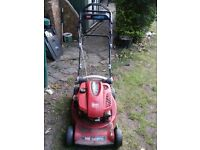 Toro multicycler petrol lawnmower