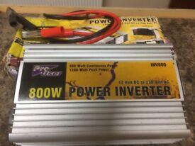 800w inverter in new cond
