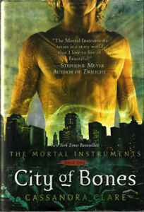 City of Bones, City of Ashes, and 2 others*****NEW PRICE****