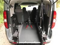 2014 Fiat Doblo 1.6 Multijet 105 MyLife 5dr WHEELCHAIR ACCESSIBLE VEHICLE 5 d...