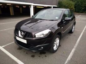 Nissan Qashqai 2010 1.5L Diesel Manual Low Mileage 62000 Great Condition