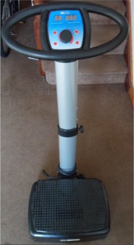 Pro Fitness Vibration Plate For Keep fit Or Weight loss Newin East End, GlasgowGumtree - Pro Fitness Vibration Plate For Keep fit Or Weight loss NewPurchased with good intentions of using it, but used once and has become a clothes horse in my bedroom, hence my reason for selling. So someone else can get the use out of it Paid £149.99...