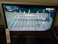 SONY 32inch FREEVIEW HDMI TV ,with wall mounting bracket