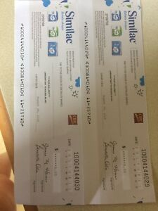 Similac coupons -- FREE