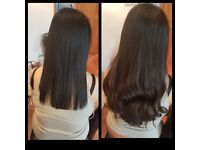 **HAIR EXTENSIONS!!** Fusion Bonds & Micro Rings