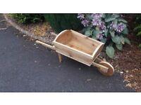Garden Wheelbarrow Planter