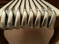 Ping i25 Irons, Stiff Shaft