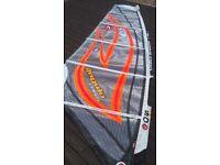 Hot Sails Fire 4m sail